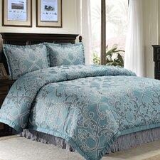 Westgate Rosella 4 Piece Comforter Set