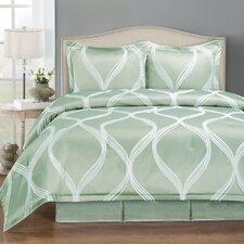 Westgate Wave 4 Piece Comforter Set