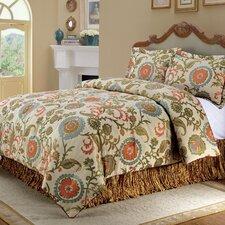 Broome Festive 4 Piece Comforter Set