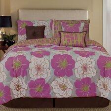 Palmetto Print Works Retro 7 Piece Comforter Set