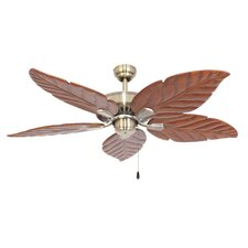 """52"""" St. Marks 5 Blade Indoor Ceiling Fan with Remote"""