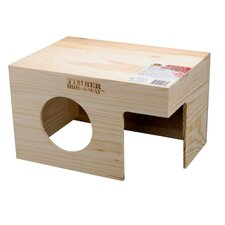 Small Animal Timber Hideaway Rabbit House