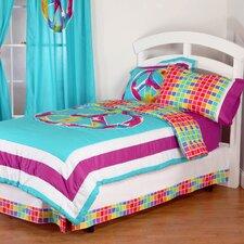 Terrific Tie Dye Comforter