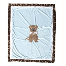Puppy Pal Boy Medium Quilt
