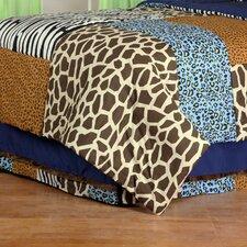 Jazzie Jungle Boy Bed Skirt