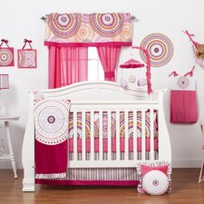 Sophia Lolita 8 Piece Crib Bedding Set