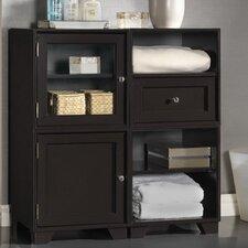 Baxton Studio Alaska Modular Storage Cabinet