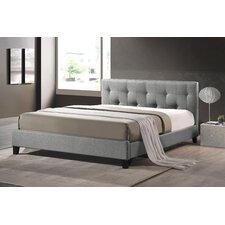 Annette Upholstered Platform Bed