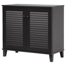 Coolidge 2 Door Shoe Storage Cabinet