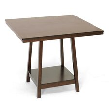 Baxton Studio Counter Height Dining Table