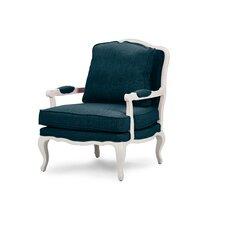 Baxton Studio Antoinette Arm Chair