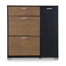 Baxton Studio Chateau Storage Cabinet