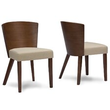 Baxton Studio Sparrow Side Chair (Set of 2)