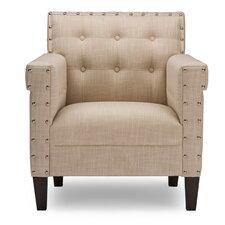 Baxton Studio Odella Club Chair