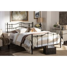 Baxton Studio Wendy Platform Bed