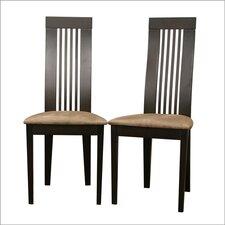 Baxton Studio Farrington Side Chair (Set of 2)