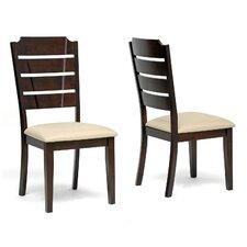 Baxton Studio Victoria Side Chair (Set of 2)