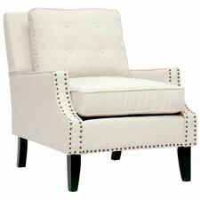 Norwich Lounge Chair in Beige