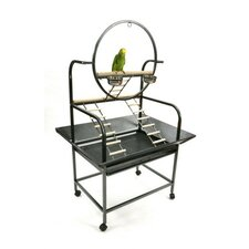 """The """"O"""" Parrot Play Stand"""