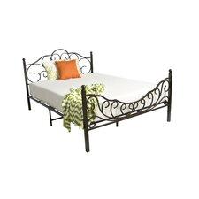Bellerive Queen Metal Panel Bed