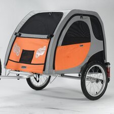 Comfort Wagon Pet Bike Trailer