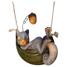 Day Dreamers Squirrel Statue