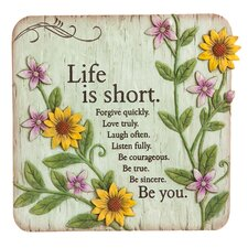 Wish Givers Life is Short Stepping Stone