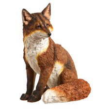 Handsome Fox Statue
