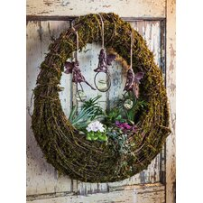 3 Piece Garden Faries Hanging Décor Set (Set of 3)