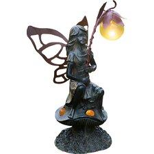 Solar Fairy Guider Statue