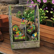 Garden Charms Furniture Statue (Set of 5)