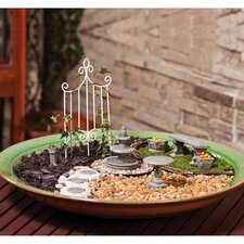 Fairy Mini Garden Furniture Statue