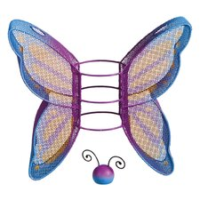 Beautiful Butterfly 1 Bottle Tabletop Wine Rack