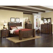 Trestlewood Panel Customizable Bedroom Set