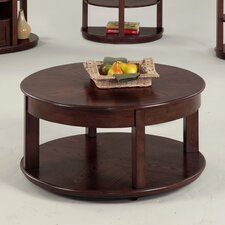 Sebring Castered Round Coffee Table