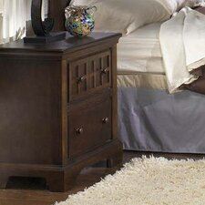 Casual Traditions 2 Drawer Nightstand