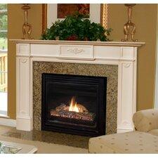 "56"" Monticello Fireplace Mantel Surround"