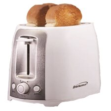 2 Slice Cool Touch/Wide Slot Toaster