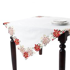 Poinsettia Dining Linens Collection