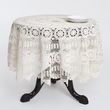 Crochet Lace Table Topper