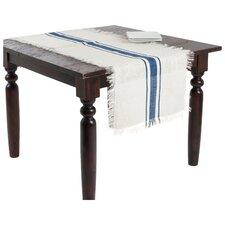Les Baux de Provence Striped Design Jute Table Runner