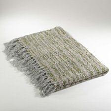 Sevan Knitted Polyester Throw Blanket