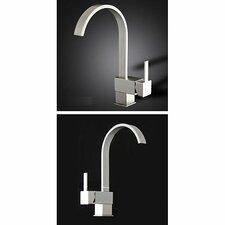 Single Level Handle Kitchen Sink Faucet