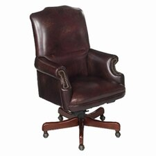 Randall Leather Executive Chair