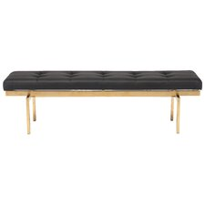 Louve Upholstered Bench