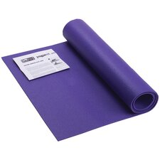 Yoga Mat and Position Poster
