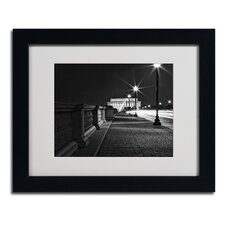"""Lincoln Memorial Bridge"" by Gregory O'Hanlon Matted Framed Photographic Print"