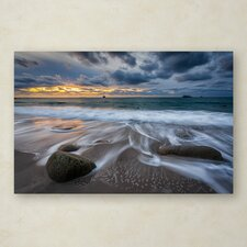 'The Song of Water' by Mathieu Rivrin Photographic Print on Wrapped Canvas