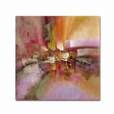 """""""Soft Touch"""" by Ricardo Tapia Painting Print on Wrapped Canvas"""