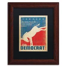 'Donkey' by Anderson Design Group Framed Vintage Advertisement